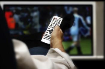Quitar el estres viendo la tv
