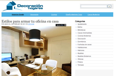 DecoracionHogares