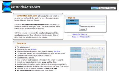 LetterMeLater