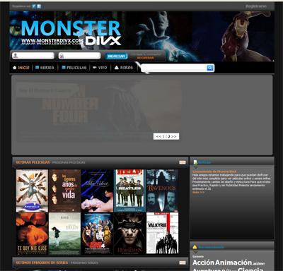 MonsterDivx