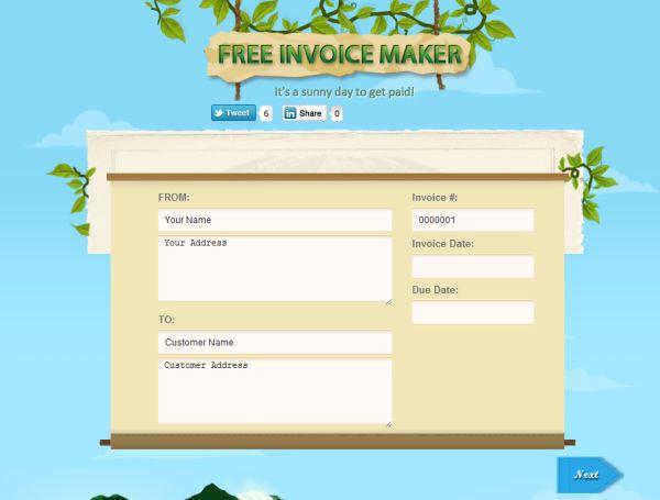 FreeInvoiceMaker