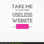 The Useless Web: Divertida web que te manda a sitios al azar