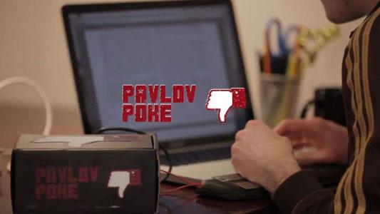 Pavlov Poke