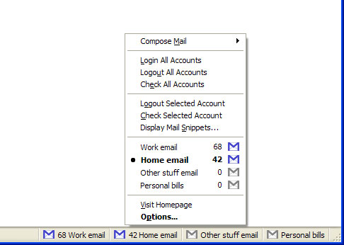 Gmail Manager