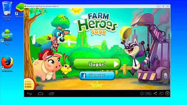 Farm Heroes Saga para PC