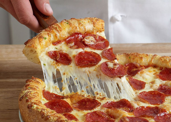 Domino´s Pizza Twitter
