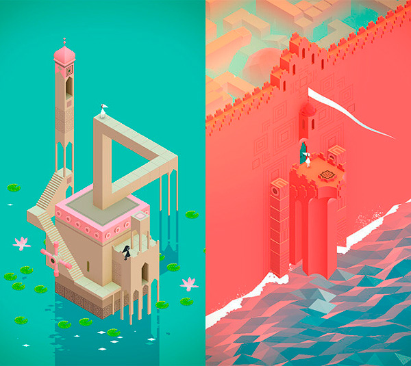Monument Valley Juego