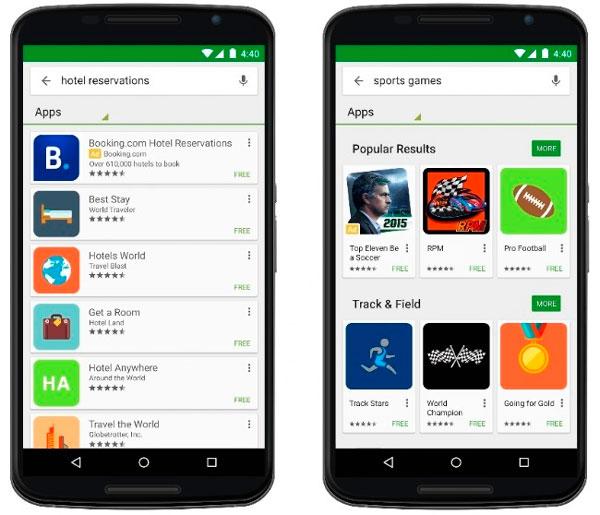 Google Play Publicidad