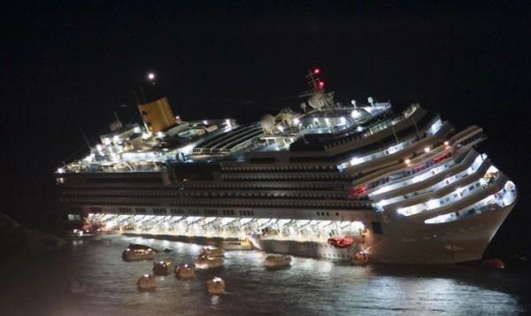 Costa Concordia 3