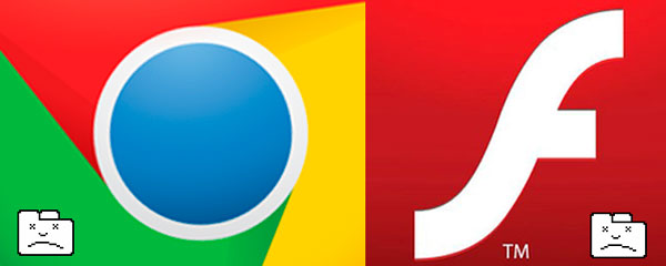 Google Chrome deja Flash